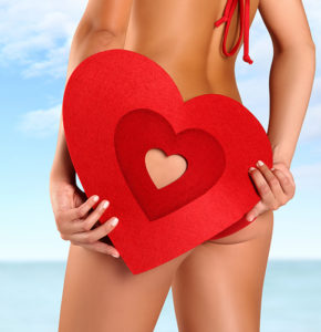 Valentine Tan at Belle Pelle'!